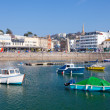 Torquay Harbour - Stock Photo