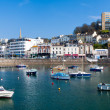 Torquay Harbour — Stock Photo