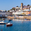 Torquay Harbour - Foto de Stock