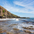 Stock Photo: Devon Beach