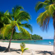 Isla Coiba — Stock Photo
