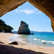 Cathedral Cove — Stock Photo #8541031