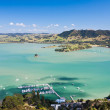 Whangaroa Harbour - Stock Photo