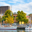 Hobart — Stock Photo