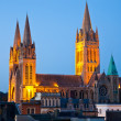 Truro Cathedral — Stock Photo