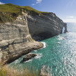 Cape Farewell - Stock Photo