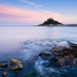Stock Photo: Sunset at Marazion