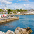 Stock Photo: Plymouth Hoe