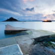 Jetty at Marazion — Foto Stock