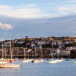 Falmouth from Flushing — Stock Photo