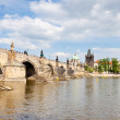 Charles Bridge — Stock Photo #8541540