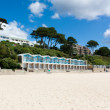 Branksome Chine Beach — Stock Photo