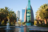 Swan Bell Tower — Stock Photo