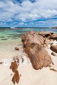 Remote Beach — Stock Photo