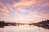 Cielo del amanecer — Foto de Stock