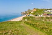 Dorset Coast — Foto Stock