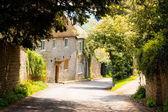 Dorset village — Stock Photo