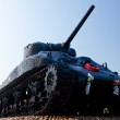 Sherman Tank — Stock Photo