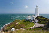 Start Point Lighthouse — Stock Photo