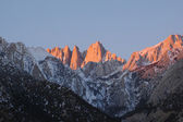 Mount. Whitney — Stock Photo
