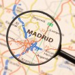 Destination Madrid — Stock Photo #8753826