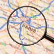 Destination Paris — Stock Photo #8753827