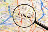 Przeznaczenia berlina — Zdjęcie stockowe