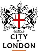 London, coat of arms — Foto Stock