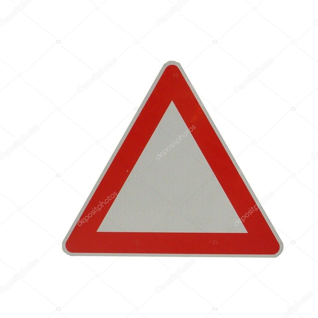Italian roadsign — Stock Photo #8487560