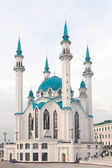 Kul-Sharif Mosque. Kazan Kremlin. — Stock Photo