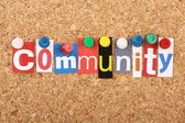Community — Stock Photo