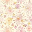Royalty-Free Stock Vector Image: Hand Drawn Floral Pattern