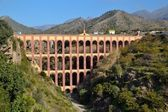 A region of Nerja Bridge — Stock Photo