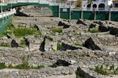 Piedras en el río de nerja — Foto de Stock