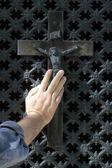 クロワ。十字架. — ストック写真