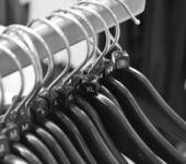 Plastic Hangers 2 — Stock Photo