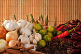 Asian Spice — Stock Photo