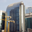 Buildings in Abu Dhabi — Stock Photo #10159842