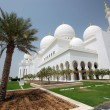 Sheikh Zayed Grand Mosque — Foto Stock