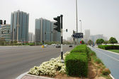 Corniche road — Stock Photo