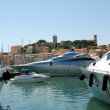 Yachts in Cannes — Stock Photo