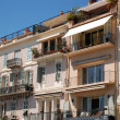 Stok fotoğraf: Apartments in city of Cannes
