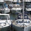 Port of Frejus — Stock Photo