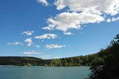 Lago de carces — Foto de Stock