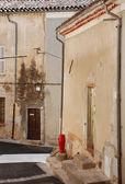 Casas provenzales — Foto de Stock