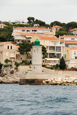 Lighthouse cassis — Stock Photo