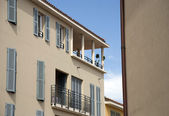 Vacation houses in Fréjus — Stockfoto
