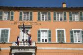 Town Hall of Frejus — Stock Photo