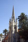 Kyrkan i nice — Stockfoto