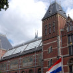 Rijksmuseum Amsterdam — Stock Photo #8590322
